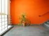 orange-wall